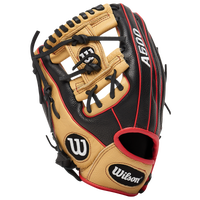 Wilson A500 1811 Fielder's Glove - Grade School - Tan / Black