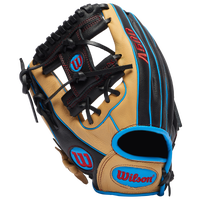 Wilson A500 8115 Fielder's Glove - Grade School - Tan / Black