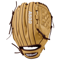 Wilson A500 1812 Fielder's Glove - Grade School - Tan / Brown