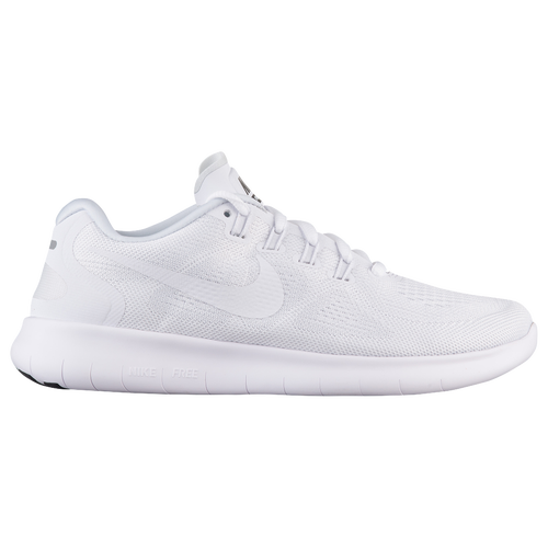6349d3610289e Nike Free RN 2017 - Women s - Running - Shoes - White White Black ...