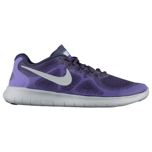 Nike Free RN Womens Running Shoes Dark RaisinPure - Best free invoice authentic online sneaker stores