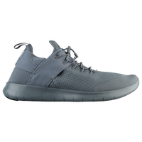 nike free run mens grey