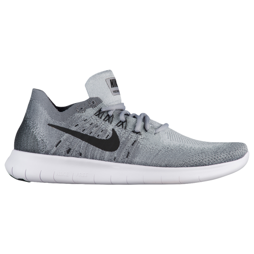 Nike Free RN Flyknit 2017 - Men's - Running - Shoes - Wolf Grey ...