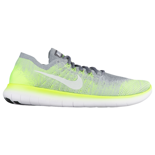 45a823d7443f8 Nike Free RN Flyknit 2017 - Men s - Running - Shoes - Cool Grey ...