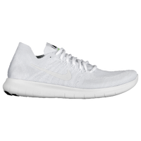 nike white free run mens