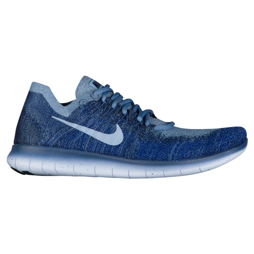 2f2ac4da6602 Nike Free RN Flyknit 2017 - Men s - Running - Shoes - Ocean Fog Cirrus  Blue College Navy
