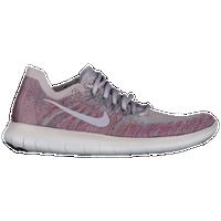 cf4f8e4f393ad3 Nike Free RN Flyknit 2017 - Women s - Running - Shoes - Black White Racer  Pink Gamma Blue