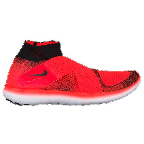 72155aa9f1845 Nike Free RN Motion Flyknit 2017 - Men s - Running - Shoes - Bright  Crimson Black Hyper Orange