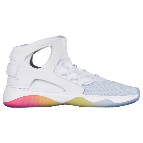 Nike Casual Air Flight Huarache Ultra Hombres Casual Nike Zapatos Blanco 80fd32