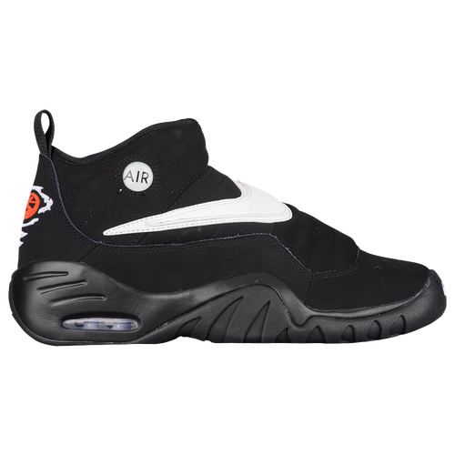 Nike Air Shake Ndestrukt - Men s - Casual - Shoes - Black White Black Team  Orange 03c35c38e