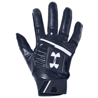 Under Armour Harper Hustle 18 Batting Gloves - Men's - Navy