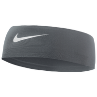 Nike Fury Headband 2.0 - Women's - Grey / White