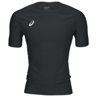 ASICS® Wrestling Compression Short Sleeve Top - Men's - Grey