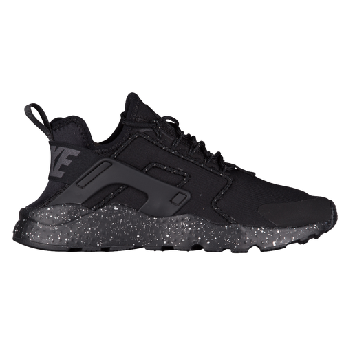 nike huarache ultra black and grey