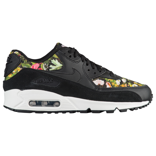 the latest a9b92 a7ae7 Nike Air Max 90 - Women s - Casual - Shoes - Black Black Prism Pink Summit  White