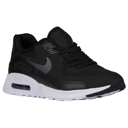 Nike Air Max 90 Ultra 2.0 - Women s - Casual - Shoes - Black Metallic  Hematite White Black 439a521aad