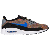 purchase cheap ac0f9 59aed Nike Air Max 90 Ultra 2.0 Flyknit - Women's - Black / Blue