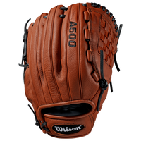 Wilson A500 1912 Baseball Glove - Grade School - Brown