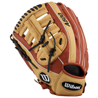 Wilson A500 125 Basebal Glove - Grade School - Brown / Tan