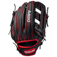 Wilson A450 Fielder's Glove - Boys' Grade School - Black