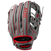 Wilson A450 Fielder's Glove - Boys' Grade School - Grey
