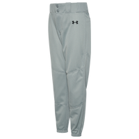 Under Armour Utility Closed Bottom Pants - Boys' Grade School