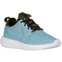 0dba78dcefd5 ... Nike Roshe Two - Womens - Light Blue Dark Green ...