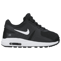 ff5b0b2a26 Nike Air Max Zero - Boys' Toddler - Running - Shoes - Black/White ...