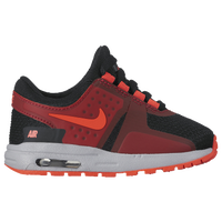 c08d4826f5 Nike Air Max Zero - Boys' Toddler - Black / Orange