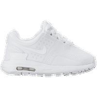 803e48e28c Nike Air Max Zero - Boys' Toddler - All White / White