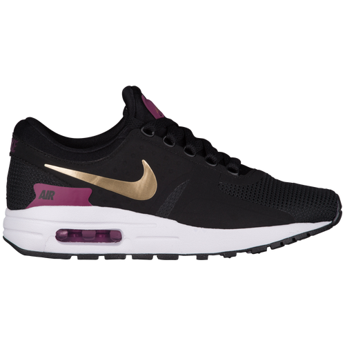 414e40d8915f Nike Air Max Zero - Girls  Grade School - Casual - Shoes - Black Met ...