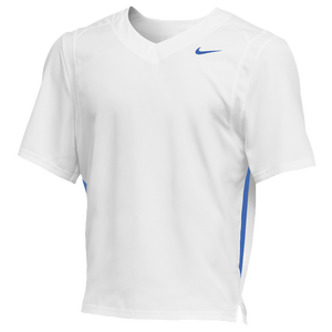 Nike Team Untouchable Speed Jersey - Men's - White/Royal