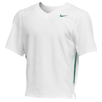Nike Team Untouchable Speed Jersey - Men's - White / Dark Green