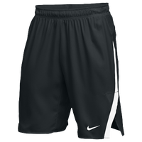 Nike Team Untouchable Speed Shorts - Men's - Black / White