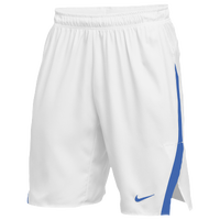 Nike Team Untouchable Speed Shorts - Men's - White / Blue