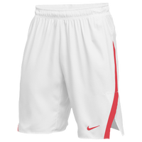 Nike Team Untouchable Speed Shorts - Men's - White / Red