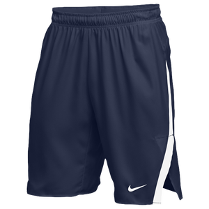 Nike Team Untouchable Speed Shorts - Men's - Navy/White