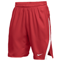 Nike Team Untouchable Speed Shorts - Men's - Red / White