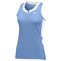 Nike Team Untouchable Speed Jersey - Women's - Light Blue / White