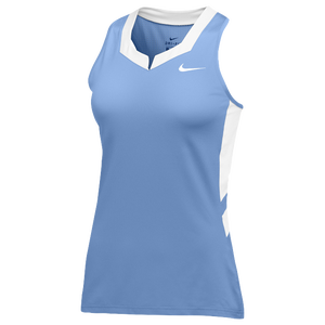 Nike Team Untouchable Speed Jersey - Women's - Light Blue/White