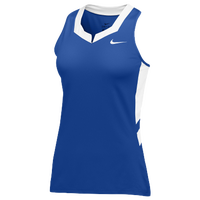Nike Team Untouchable Speed Jersey - Women's - Blue / White