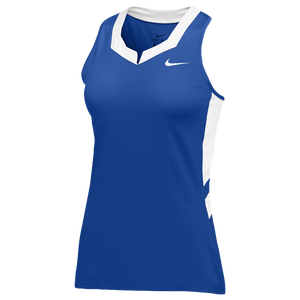 Nike Team Untouchable Speed Jersey - Women's - Royal/White