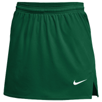 Nike Team Untouchable Speed Kilt - Women's - Dark Green / Dark Green