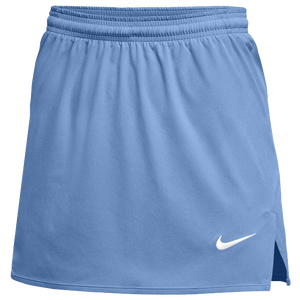 Nike Team Untouchable Speed Kilt - Women's - Light Blue/White
