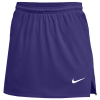 Nike Team Untouchable Speed Kilt - Women's - Purple / Purple