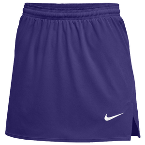 Nike Team Untouchable Speed Kilt - Women's - Purple/White