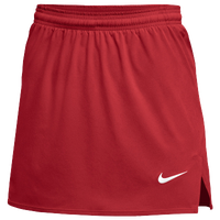 Nike Team Untouchable Speed Kilt - Women's - Red / Red