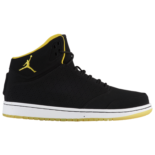 63288f5f9 Jordan 1 Flight 5 Premium - Men's - Basketball - Shoes - Black/Opti ...