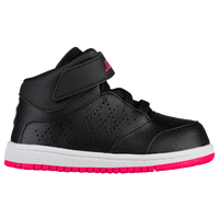 b7c7ee8c2d6a5b Jordan 1 Flight 5 Premium - Girls  Toddler - Black   Pink