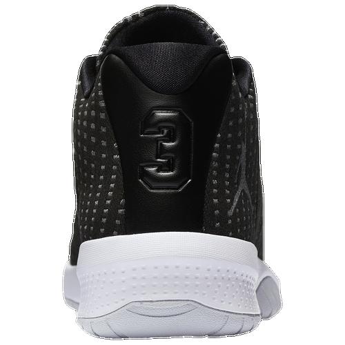 huge discount 0a282 014b6 Jordan B.Fly - Men s - Basketball - Shoes - Black White Dark Grey Pure  Platinum
